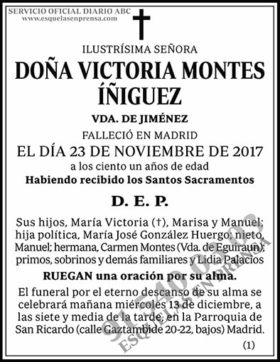 Victoria Montes Íñiguez